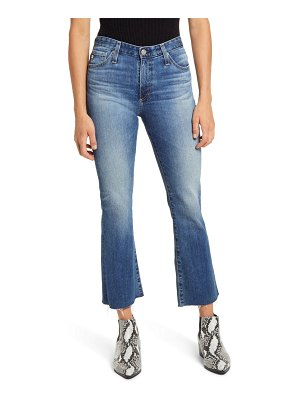 AG Adriano Goldschmied the jodi crop flare jeans