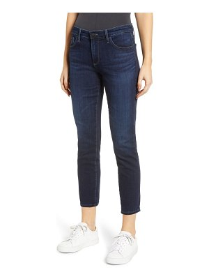 AG Adriano Goldschmied the prima mid rise crop cigarette jeans