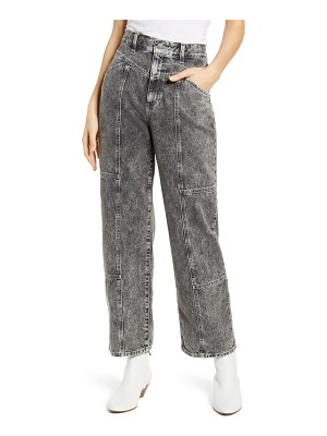 AG Adriano Goldschmied the tomas x high waist wide leg jeans