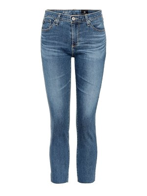 AG Jeans Cotton cropped jeans