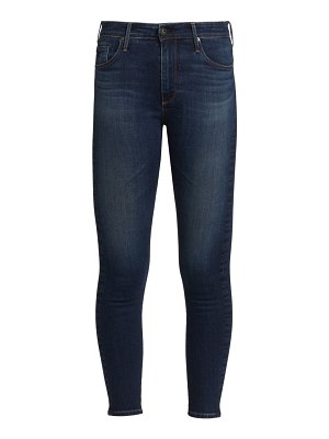 AG Jeans farah high-rise ankle skinny jeans