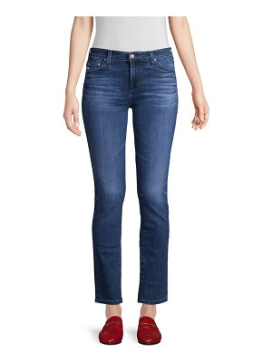 AG Jeans mari high-rise straight jeans