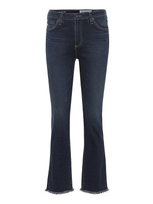 AG Jeans The Jodi high-rise flared jeans