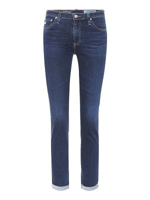 AG Jeans The Prima Roll-Up skinny jeans