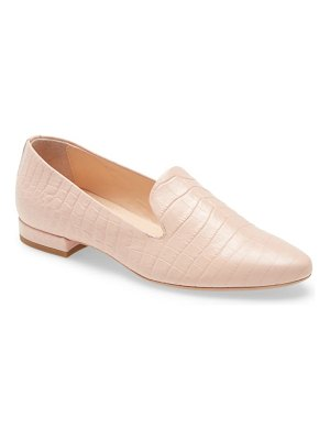 AGL embossed venetian loafer