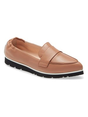 AGL micro pointed toe loafer
