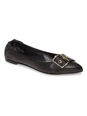 AGL pointed toe ballet flat