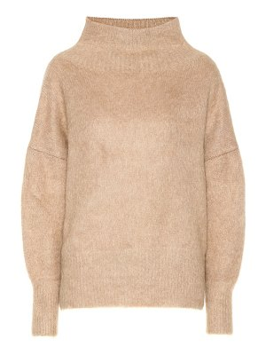 Agnona Wool and mohair-blend sweater