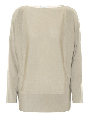 Agnona wool, silk and cashmere sweater