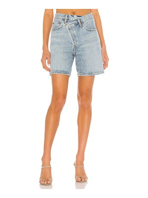 AGOLDE criss cross short. - size 26 (also