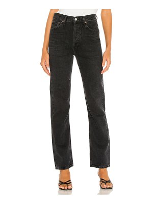AGOLDE lana low rise vintage straight. - size 23 (also