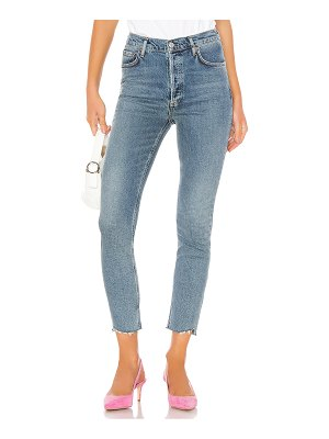 AGOLDE nico high rise slim. - size 24 (also
