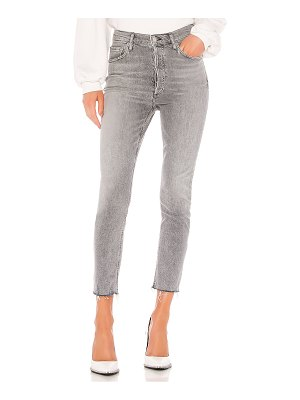 AGOLDE nico high rise slim. - size 23 (also