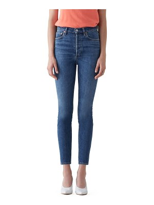 AGOLDE Nico Slim-Fit High-Rise Jeans
