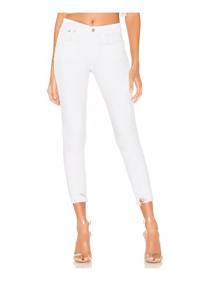 AGOLDE sophie high rise skinny crop. - size 23 (also