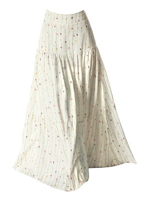 Agua by Agua Bendita anis maxi skirt