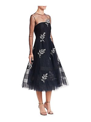 Ahluwalia candille sequined tulle dress