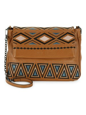 Aimee Kestenberg Nevada Leather Shoulder Bag