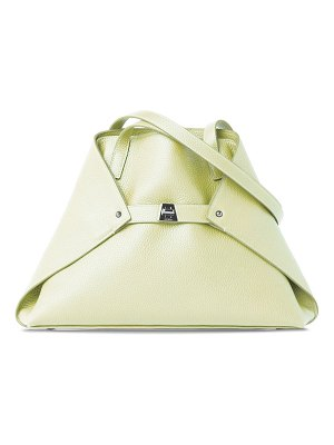 Akris Ai Cervo Small Shoulder Tote Bag
