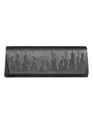 Akris Anouk Small Suede Clutch Bag