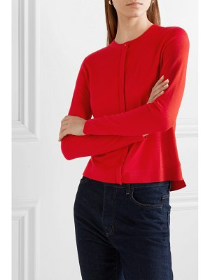 Akris cashmere and silk-blend cardigan