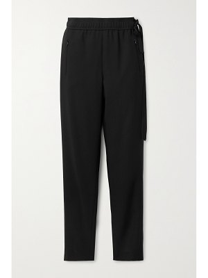 Akris christian wool-blend tapered pants