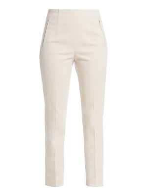 Akris conny stretch ankle pants