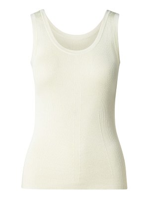 Akris fine ribbed tank top