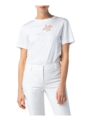 Akris Kinderstern Inset Cotton T-Shirt