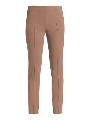 Akris melissa cotton techno stretch pants