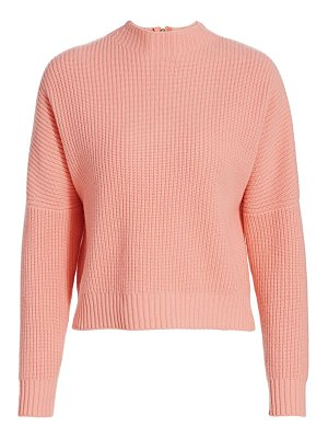 Akris punto boxy wool & cashmere knit sweater