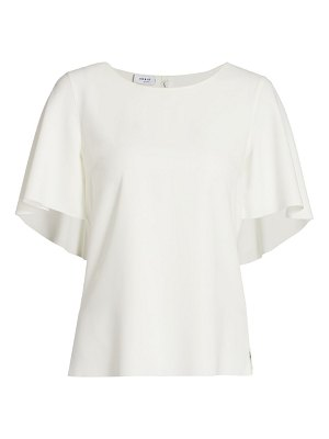 Akris punto cape-sleeve t-shirt
