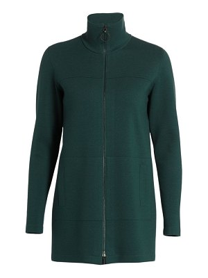 Akris punto evelyn milano knit cardigan