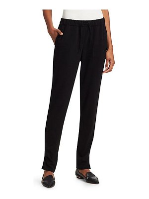 Akris punto mike split cuff pants