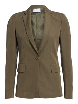 Akris punto tailored blazer