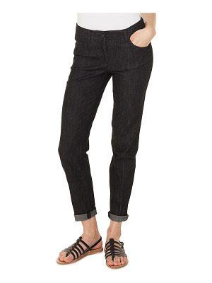 Akris Magda Slim Stretch Denim Pants
