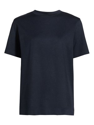 Akris wool short-sleeve t-shirt