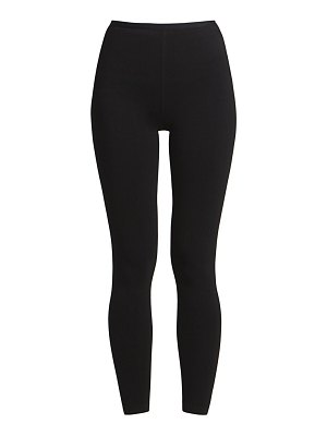 Alaïa high rise leggings