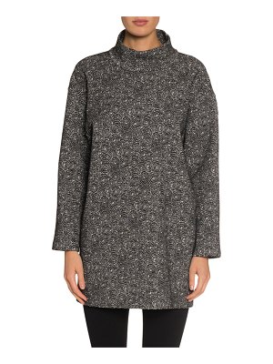 ALAIA Spider Floral Jacquard Tunic