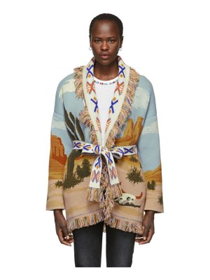 ALANUI Canyon Sunrise Cardigan