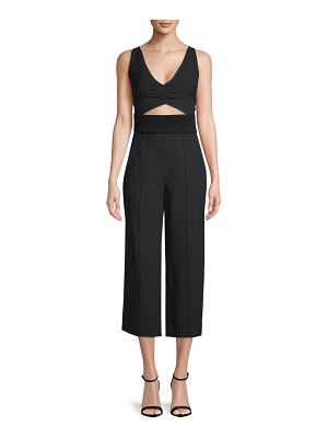 A.L.C. Aurora Cut-Out Jumpsuit