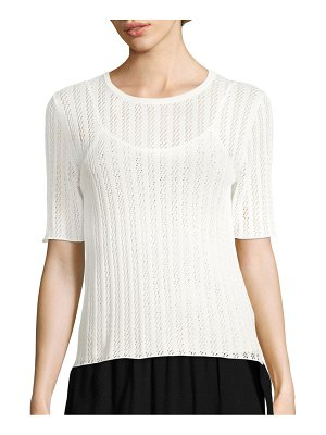 A.L.C. Brett Knit Top