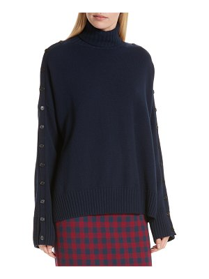 A.L.C. crosley merino wool turtleneck sweater