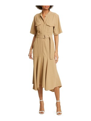 A.L.C. emma midi shirtdress