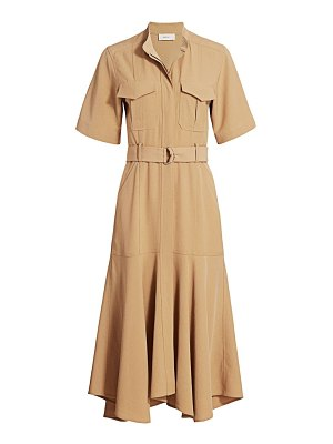 A.L.C. emma safari midi dress