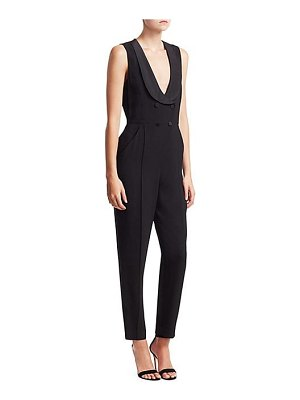 A.L.C. everett double-breasted jumpsuit