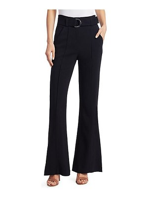A.L.C. foster belted flare pants