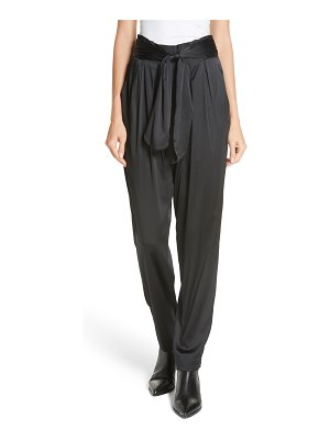 A.L.C. gideon stretch silk pants