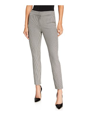 A.L.C. Jame Checked Skinny Pants