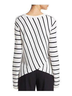 A.L.C. rita stripe knit